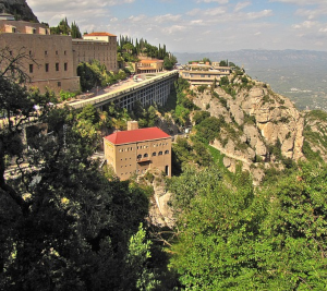 private tour and guide Montserrat Dreaming Barcelona - View