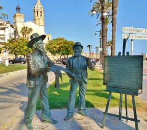 private tour and guide Tarragona Sitges Dreaming Barcelona - Sitges streetart