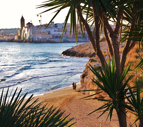 private tour and guide Tarragona Sitges Dreaming Barcelona - Sitges beaches